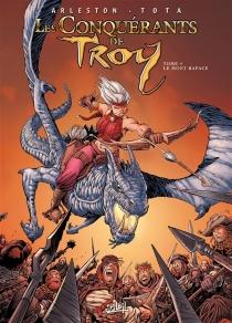 Les conquérants de Troy - ChristopheArleston