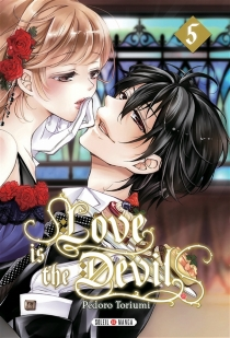 Love is the devil - Pedoro Toriumi