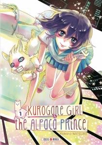 Kurogane girl et the Alpaca prince - KokoroMatsume
