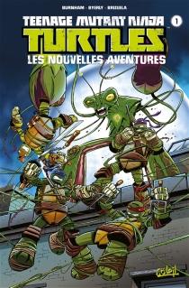 Teenage mutant ninja turtles : les nouvelles aventures - DarioBrizuela