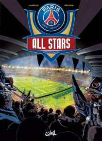Paris Saint-Germain all stars - Victor Drujiniu