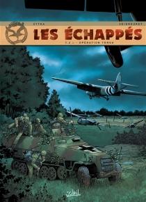 Les échappés - LaurentSeigneuret