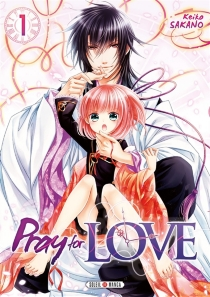 Pray for love - KeikoSakano