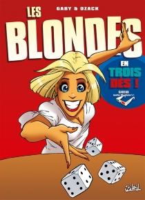 Les blondes en 3D - Dzack
