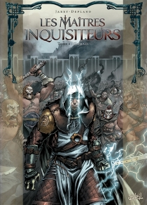 Les maîtres inquisiteurs - PaoloDeplano