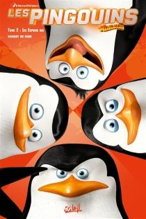 Les pingouins de Madagascar - Dreamworks