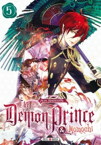 The demon prince et Momochi - Aya Shooto