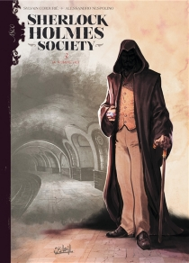 Sherlock Holmes society - SylvainCordurié