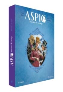 Aspic : détectives de l'étrange : récit complet | Volume 2, Deuxième enquête - ThierryGloris