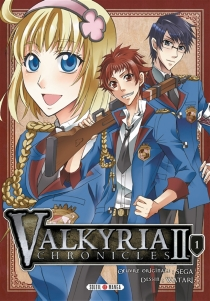 Valkyria chronicles II - DaikiSaito