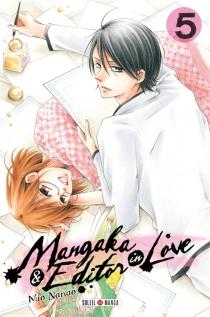Mangaka et editor in love - MioNanao