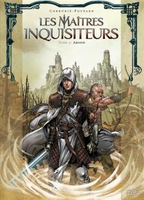 Les maîtres inquisiteurs - SylvainCordurié