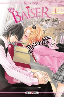 Un baiser à la vanille - RinaYagami