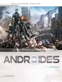 Androïdes - SylvainCordurié