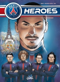 Paris Saint-Germain heroes - Benj