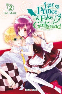 Liar prince et fake girlfriend - Rin Miasa