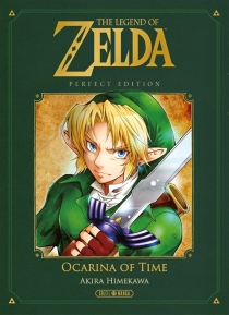 The legend of Zelda : Ocarina of time : perfect edition - Akira Himekawa
