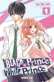 Black prince et white prince - Makino