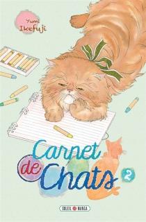 Carnet de chats - YumiIkefuji