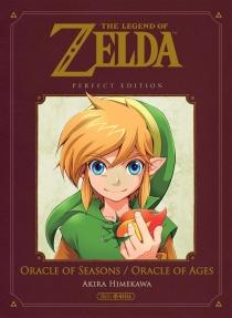 The legend of Zelda : perfect edition - AkiraHimekawa