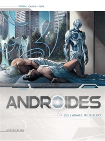 Androïdes - Jean-Charles Gaudin