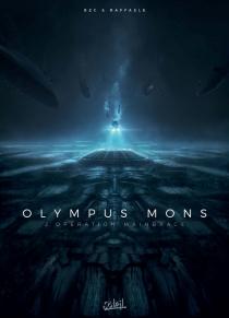 Olympus mons - ChristopheBec