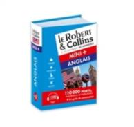 Le Robert et Collins anglais mini + : français-anglais, anglais-français