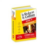 Le Robert et Collins espagnol mini + : français-espagnol, espagnol-français