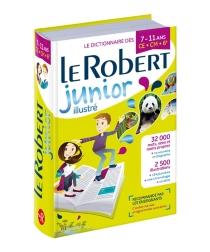 Le Robert junior illustré : le dictionnaire des 7-11 ans, CE-CM-6e -