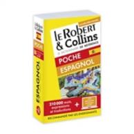 Le Robert et Collins poche espagnol : français-espagnol, espagnol-français