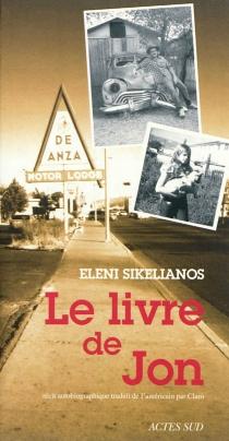 Le livre de Jon - EleniSikelianos