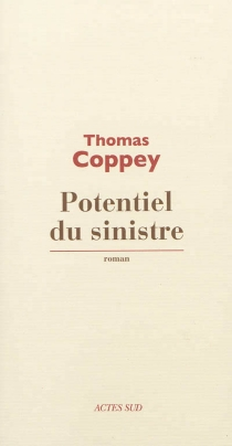 Potentiel du sinistre - Thomas Coppey