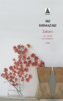 Zakuro : au coeur de Yamato - AkiShimazaki