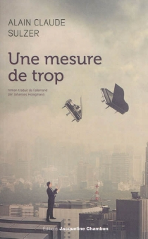 Une mesure de trop - Alain ClaudeSulzer