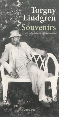 Souvenirs : récit - TorgnyLindgren