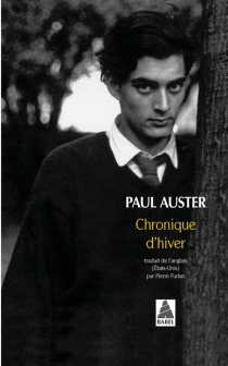 Chronique d'hiver - PaulAuster