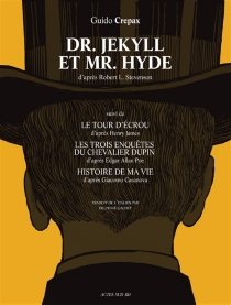 Dr Jekyll et Mr Hyde - Guido Crepax