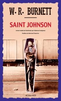 Saint Johnson - William RileyBurnett
