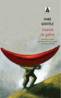 Journal de galère - ImreKertész