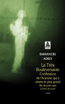 La très bouleversante confession de l'homme qui a abattu le plus grand fils de pute que la Terre ait porté : ou qui lui a tiré dessus le premier, ou qui lui a tiré dessus le second, ou qui est le premier à l'avoir vu mort, ou qui est celui qui dans l'héli - EmmanuelAdely