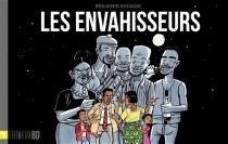 Les envahisseurs - BenjaminKouadio Kouakou