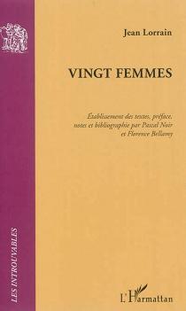 Vingt femmes - JeanLorrain