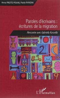 Paroles d'écrivains : écritures de la migration : rencontre avec Gabriella Kuruvilla -