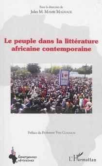 Le peuple dans la littérature africaine -