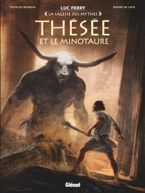 Thésée et le Minotaure - ClotildeBruneau