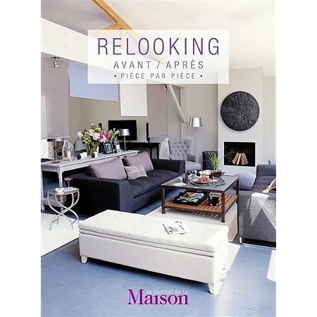 relooking avant apr s pi ce par pi ce manuels de d coration espace culturel e leclerc. Black Bedroom Furniture Sets. Home Design Ideas