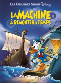 La machine à remonter le temps - Walt Disney company