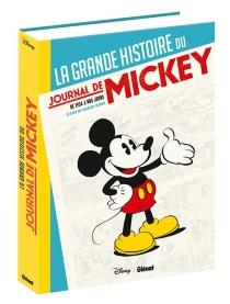 La grande histoire du Journal de Mickey - Walt Disney company