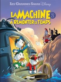 La machine à remonter le temps - Walt Disney company