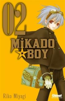 Mikado boy - RikoMiyagi